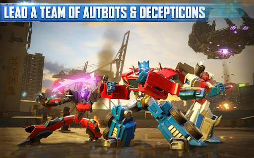 Android/PC/Windows用TRANSFORMERS: Forged to Fight ゲーム (apk)無料ダウンロード screenshot