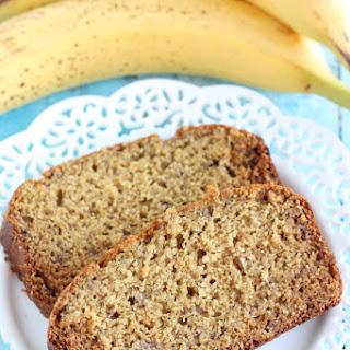 Whole Wheat Banana Bread