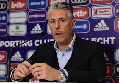 """Michaël Verschueren revient sur les dernières heures du mercato d'Anderlecht : """"Je ne veux jamais le revivre"""""""