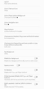 Poweramp Skin v3 Alternative for PC / Windows 7, 8, 10 / MAC Free