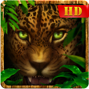 Leopard live wallpaper android apps on google play leopard live wallpaper voltagebd Image collections