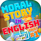 English Moral Story with Audio Stories Offline