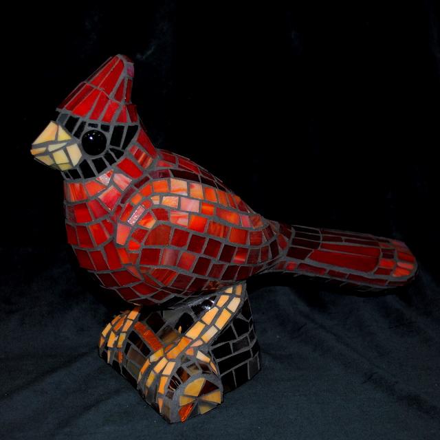 Mosaic Ducks, Penguins & Songbirds