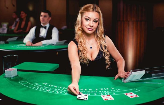 live casino black jack
