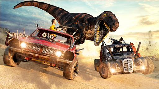 Télécharger gratuit Dino Hunter Sniper 3D: Dinosaur FPS gratuit Tir APK MOD 2