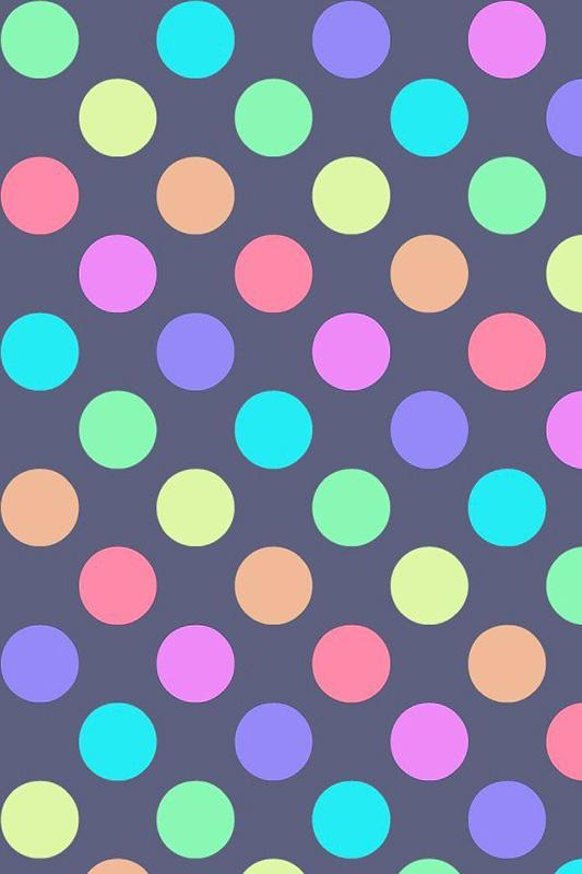 polka dots wallpaper - photo #13