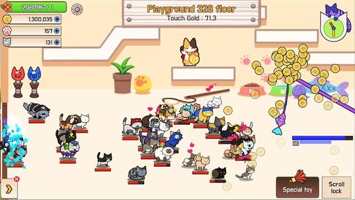 Cat town (Tap RPG)