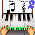Real Piano Teacher 2 Icon