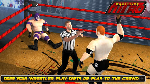 WRESTLING NITRO MANIA : RUMBLE JUNGLE REVOLUTION