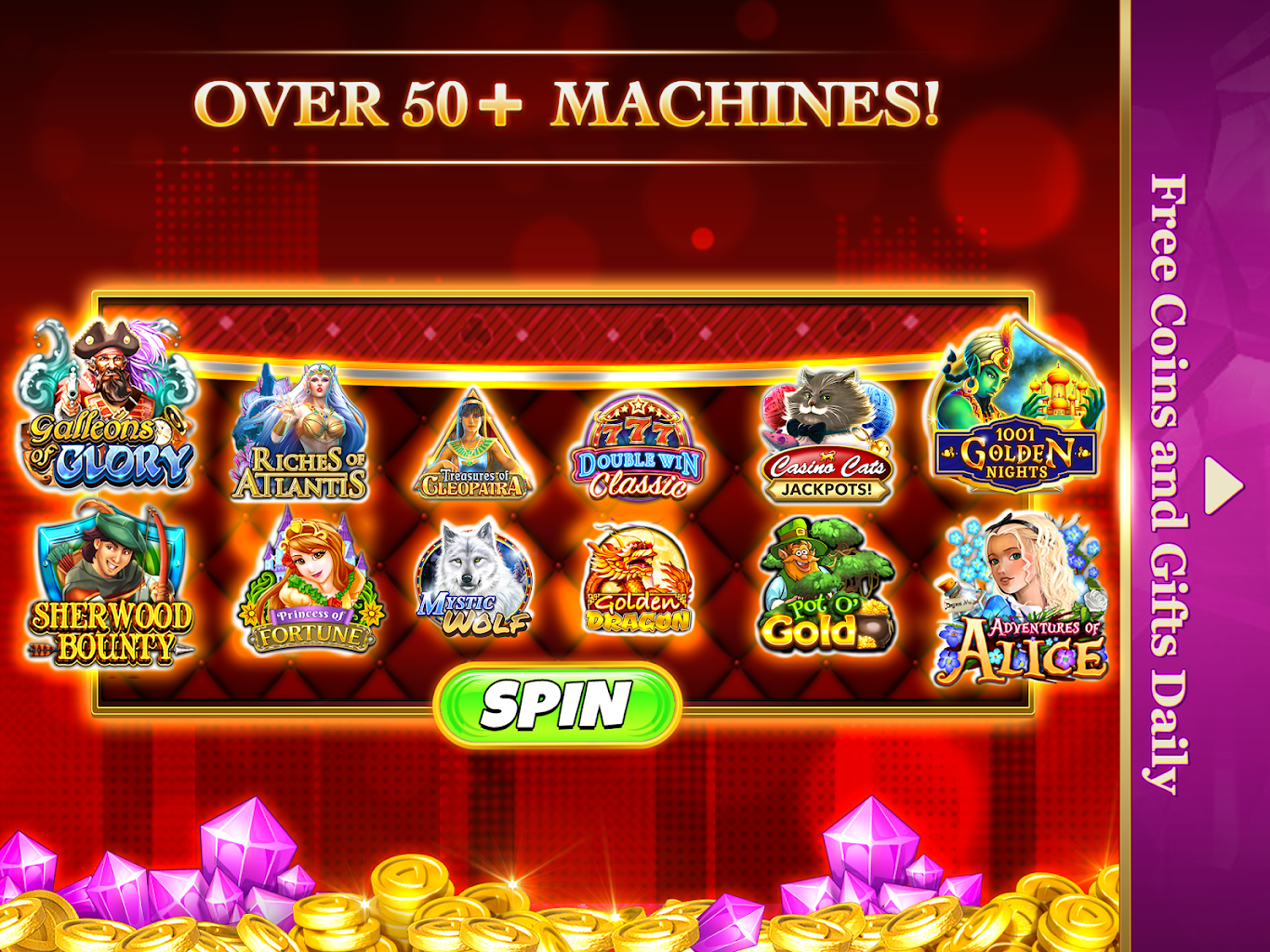 Double Win Vegas Free Slots And Casino 3 12 00 Apk Download
