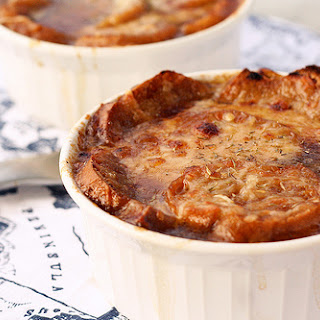 Gluten-Free French Onion Soup Recipe