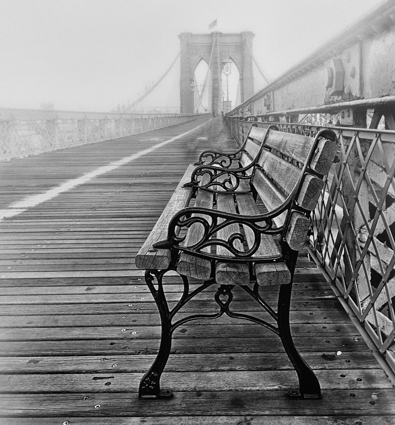 Nessuno sul ponte Brooklyn di Leyla
