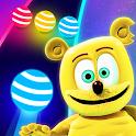 Gummy Bear Road EDM Dancing icon