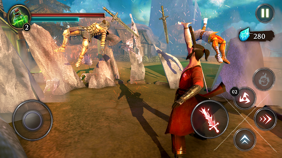 Takashi Ninja Warrior - Shadow of Last Samurai Screenshot