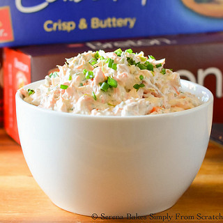 Smoked Salmon Dill Dip Recipes