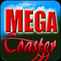 MegaCoaster LiveWallpaper Lite icon