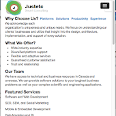 JustEtc Custom Software Development & Consulting