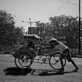 ◄ by Ayah Adit Qunyit - City,  Street & Park  Street Scenes