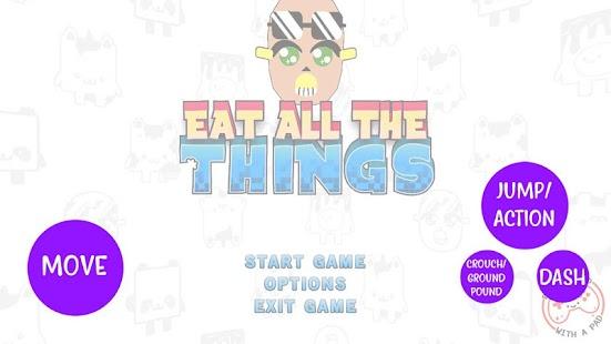 Eat All The Things Screenshot