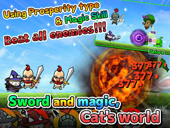 Cats the Commander APK screenshot thumbnail 15