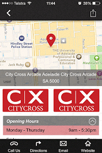 City Cross- screenshot thumbnail
