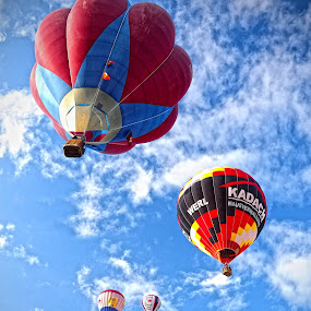 Let's Fly by Jon Gonzales - Transportation Other ( hotair balloon )