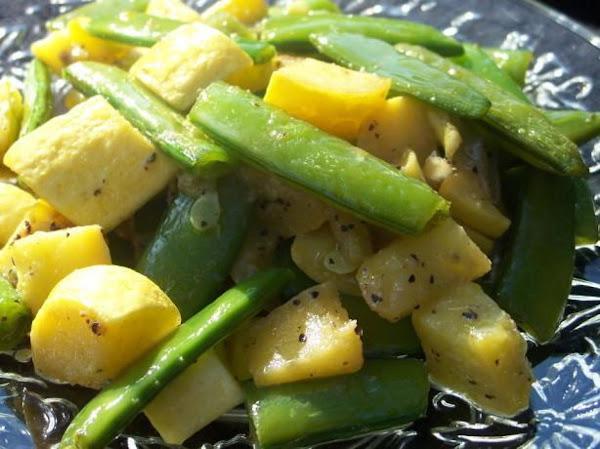 Vegetable Toss Recipe
