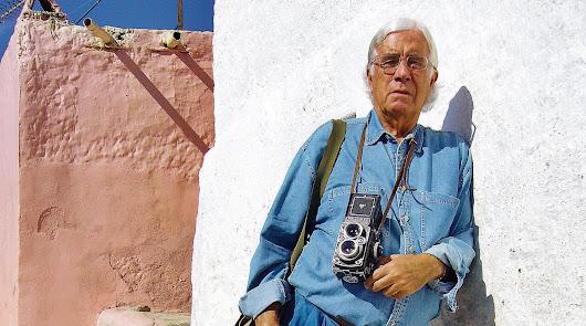 El Lugarico: Pérez Siquier y Juan Goytisolo