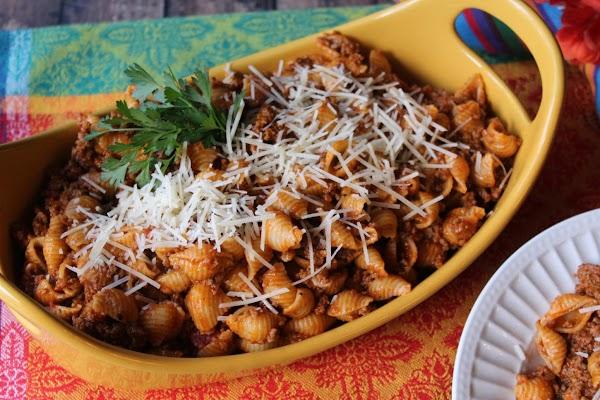 Chili Mac My Way Recipe