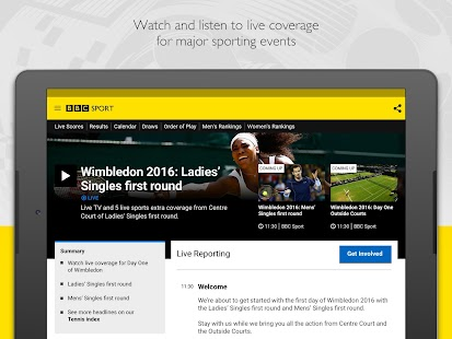 BBC Sport Screenshot 12