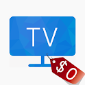 Free TV&Music App Download Now icon