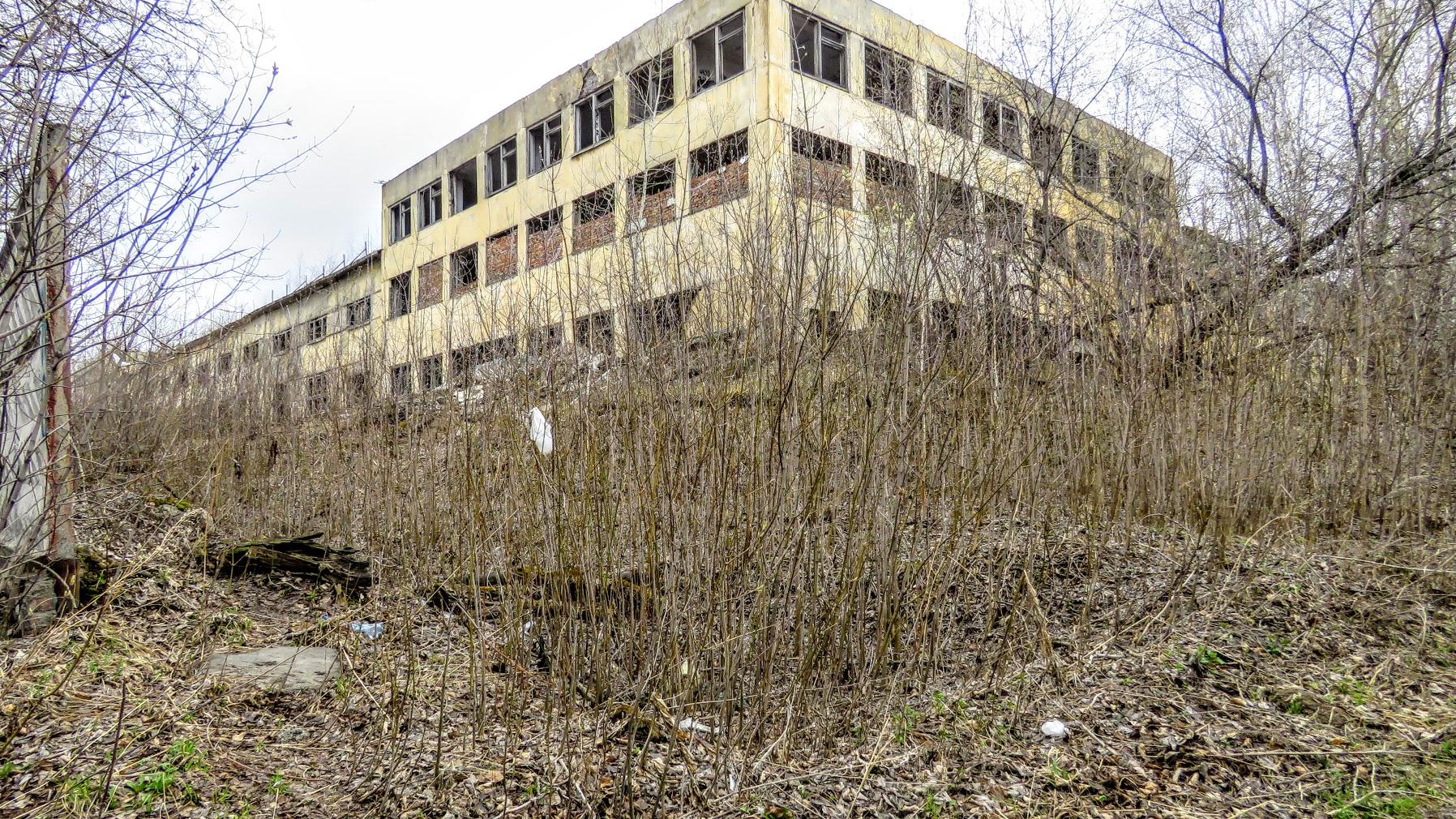 высокий ключ заброшенное здание кировский район фотосессия конечностей лягушки