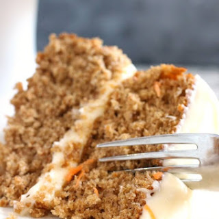 Carrot Cake Without Oil Recipes.