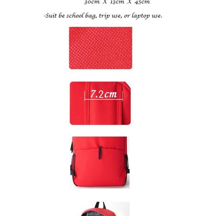 Candy Wonder Backpack Bag/Laptop Bag/School Bag-TL0021-LIME GREEN