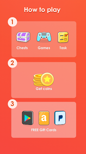Gift Wallet - Free Reward Card  screenshots 2