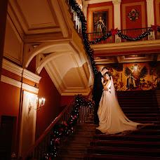 Wedding photographer Andrey Vasiliskov (dron285). Photo of 01.01.2019