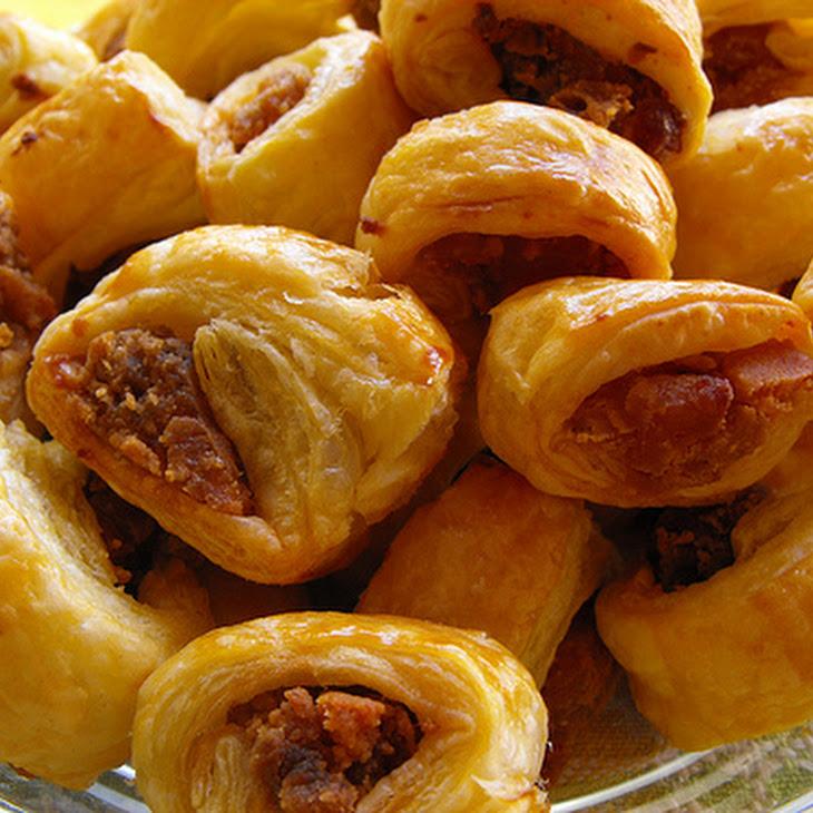 Farinheira Sausage Roll-Up Recipe