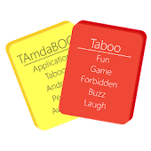 TAmdaBOO Taboo Game w/ Jokers