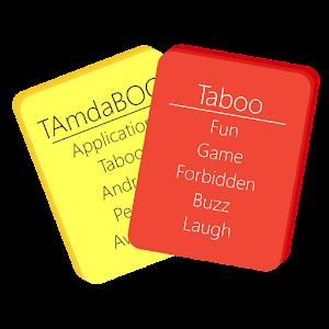 TAmdaBOO Taboo Game w/ Jokers for PC and MAC