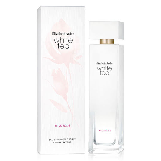 Elizabeth Arden White Tea Wild Rose 100ml