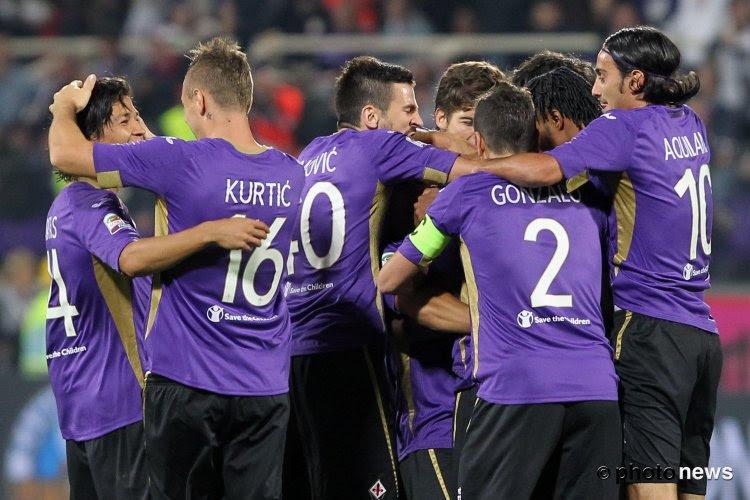 Très mauvaise opération pour la Fiorentina face à Vérone