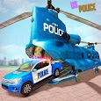 US Police Transport Simulator:Car Driving Game