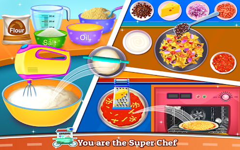 Street Food - Cooking Game - náhled