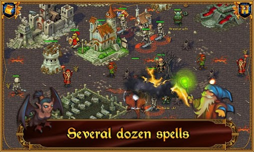 Majesty: The Fantasy Kingdom Sim Apk Download For Android and Iphone 5