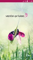 Screenshot of vente-privee