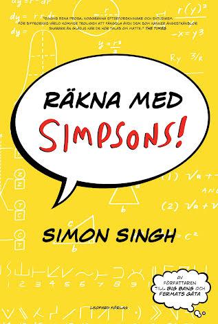 Räkna med Simpsons! E-bok