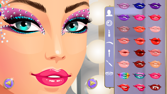 DRESS UP STAR™ ? Cool Fun Makeup Games for Girls - náhled