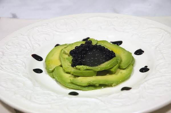 Awesome Avocado Balsamic Appetizer Recipe