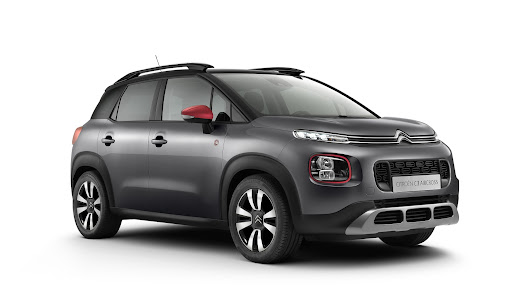 "SUV Citroën C3 Aircross ""C-Series"", caracter y confort"