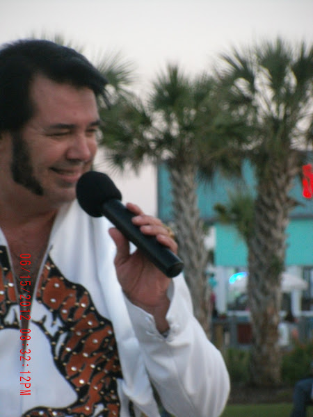 Photo: Such a sweet smile! 2012 David Chaney - ElvisLive Great Entertainer!